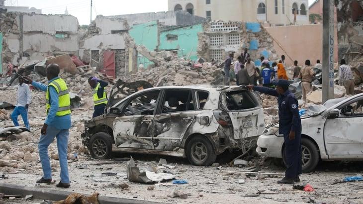 Prevent Vehicle Attacks like Somalia Car Bomb